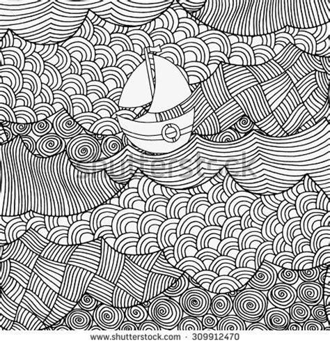 zentangle wave pattern 956 best ideas about oodles of doodles on pinterest