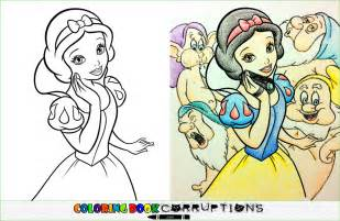 pics photos coloring book corruptions coloring books hilariously deranged
