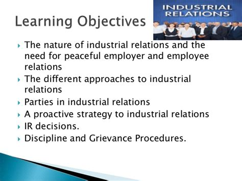 Industrial Relations Notes For Mba Students by Industrial Relations