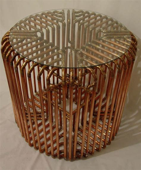 Copper Pipe Art | how copper tubing can be transformed into spectacular