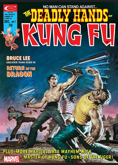 deadly hands of kung master of kung fu from the beginning reviews by shaxper the classic comics forum