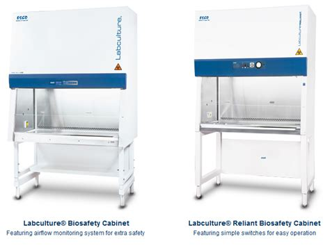 biosafety cabinet certification companies esco advanced biosafety cabinets from esco