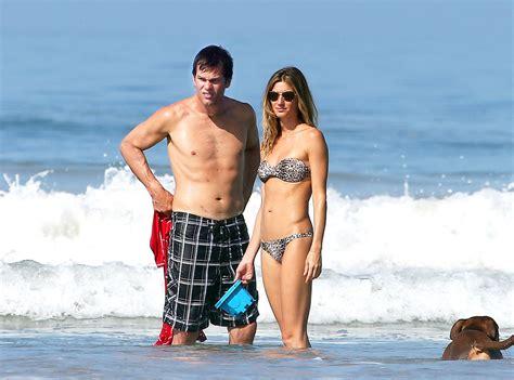 Tom Brady Gisele Bundchen by Tom Brady And Gisele Shows Some Pda In Coasta Rica
