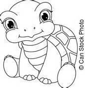 Baby turtle Clip Art Vector Graphics. 815 Baby turtle EPS
