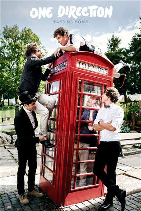 one direction take me home poster sold at europosters