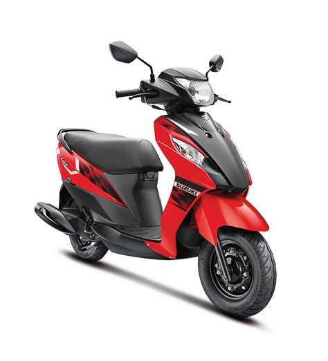 New Suzuki Scooters Suzuki Let S Scooter Gets New Paint Shades Bike News