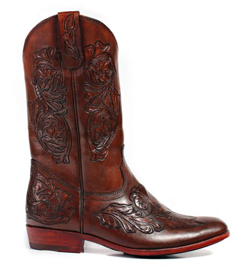 Handcrafted Cowboy Boots - luxury cowboy boots elevator shoes