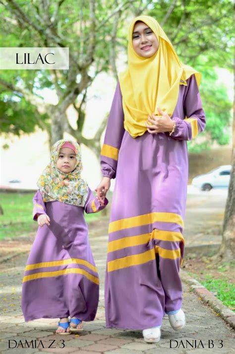baju ibu dan anak sedondon untuk muslimah jubah ibu dan anak jubah mawar untuk ibu dan anak gadis