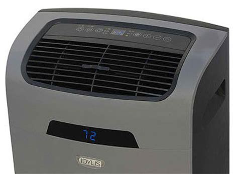 how to install idylis portable air conditioner idylis air conditioner air conditioner database