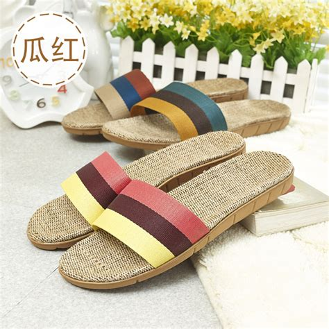 summer house slippers womens summer house slippers 28 images cattior womens open toe linen house