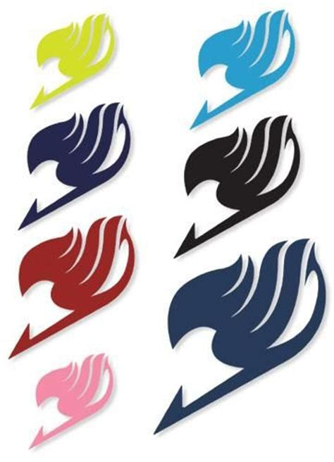 fairy tail symbol tattoo template symbol of the guild meaning