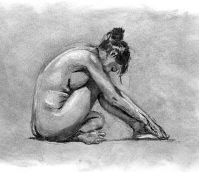 the draftsman drawing a reclining nude el dibujo y el hombre