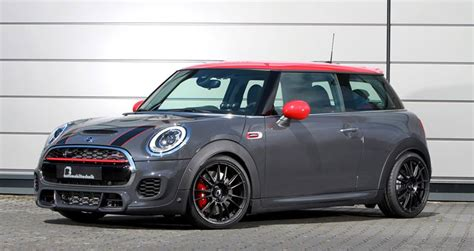 Mini Cooper 300 Ps by B B Mini Cooper Jcw Boosted To 300 Ps