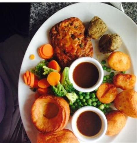 vegetarian sunday roast