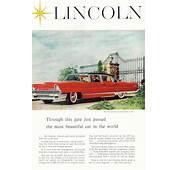 1956 Lincoln Ad 01