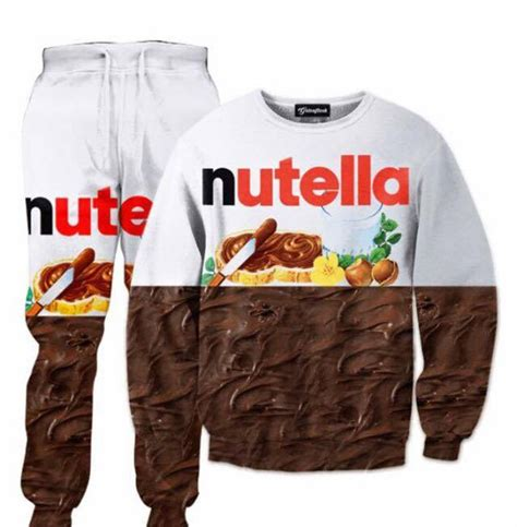 I Want To Design My Own Kitchen sweater nutella sweatshirt sweatpants nutella t shirt