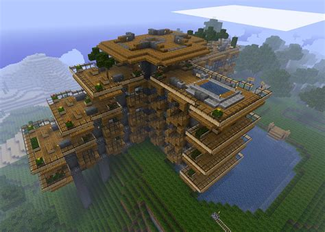 the coolest and the most interesting houses of 2016 digsdigs that s minecraft mnn