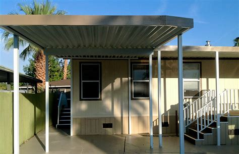 aladdin awnings aladdin patios image gallery mobile home awnings