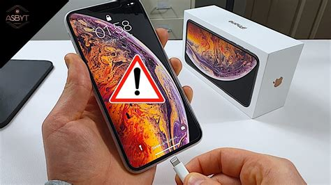 iphone xs max mystery charging problem identified youtube