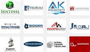 Architectural Designing Companies Construction Company Logos That Boast Great Workmanship