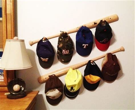 diy handmade hat rack ideas diy