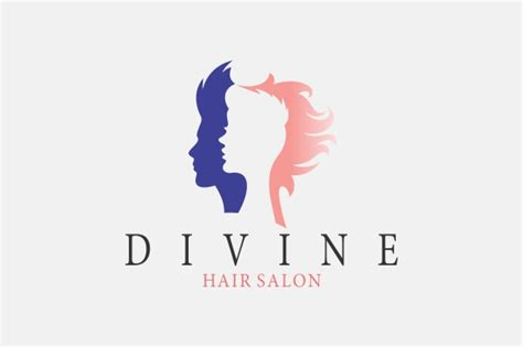 Hair Salon Logo Logo Templates On Creative Market Hair Salon Logos Templates