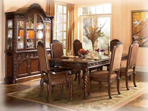 north shore dining room set north shore 7 piece dining set by ashley furniture ebay
