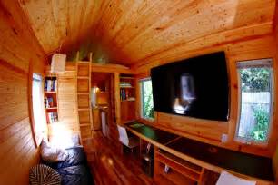 tiny house living walk through interior modern houses wheels that will make your jaw