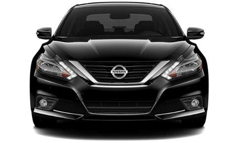 nissan altima 2017 black edition 2017 nissan altima sr midnight edition all car brands in