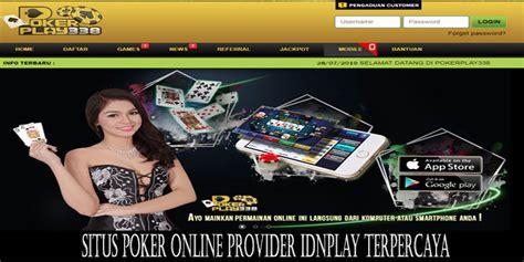 situs poker  provider idnplay terpercaya judi slot  uang asli
