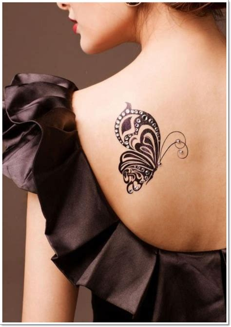 how much does a tattoo on your shoulder blade hurt 95 gorgeous butterfly tattoos the beauty and the significance