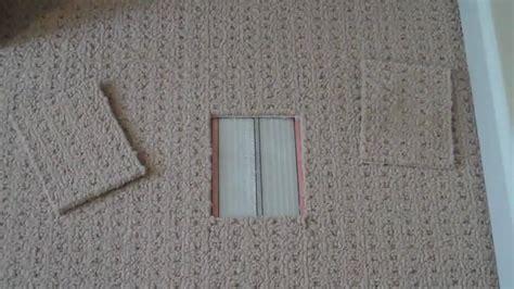 how to fix a burnt rug iron burn carpet repair