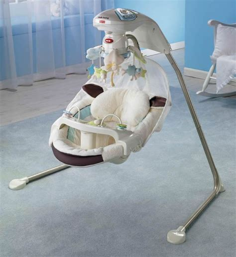 fisher price lamb swing fisher price cradle n swing my little lamb
