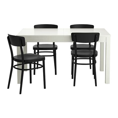 Meja Makan Ikea bjursta idolf meja dan 4 kerusi ikea