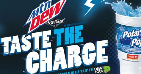 Mountain Dew Giveaway - mountain dew voltage giveaway 1 120 winners win mountain dew hoodies hats 10