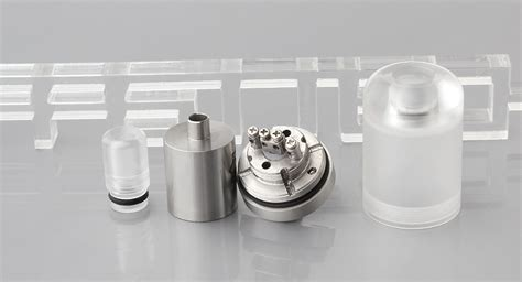 Rta Orchid V3 Atomizer Tank 16 76 orchid v3 styled rta rebuildable tank atomizer stainless steel acrylic 22mm