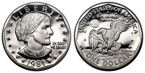 susan b anthony dollars 1979 1981 1999 mintage coin susan b anthony dollar wikipedia