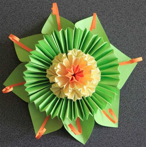 Papercraft Decorations - handmade paper crafts www pixshark images