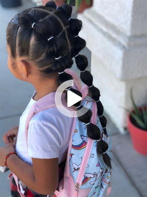 fun easy   school hairstyles  girls