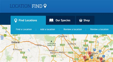 Location Find Free Website Template Interactive Map Website Template
