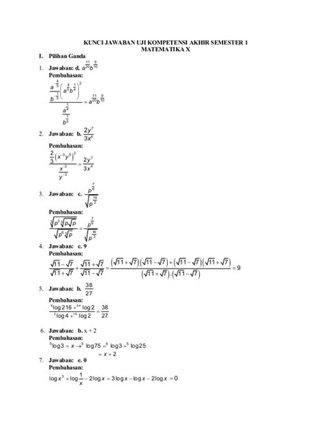 Kumpulan Soal Matematika Kelas 6 Beserta Pembahasannya | kumpulan soal matematika kelas 6 beserta pembahasannya