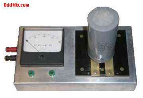 electrolytic capacitor polarity detector tester capacitor leakage production conditioner for