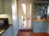 blue grey painted kitchen by peter henderson furniture bespoke kitchens by peter henderson furniture brighton uk