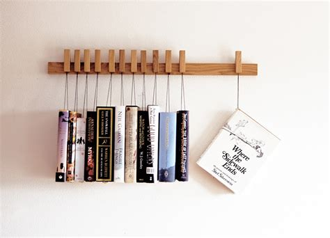 wooden racks for books 25 creative bookshelf designs you have got to see hongkiat