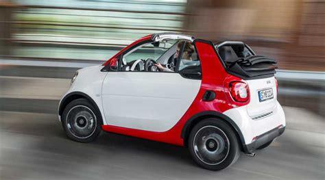 smart fortwo cabrio fiyat ve oezellikleri son araba