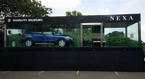 Maruti Suzuki Showroom Maruti Suzuki Nexa Experience For Premium Car Buyers