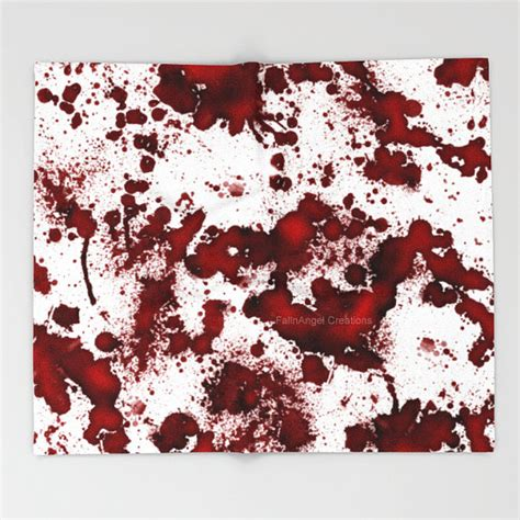 fun ideas to spice up the bedroom blood stains throw blanket original design fun ideas to