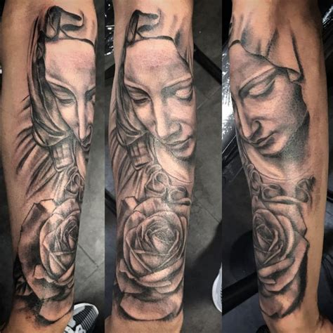 maria tattoo designs best 25 ideas on