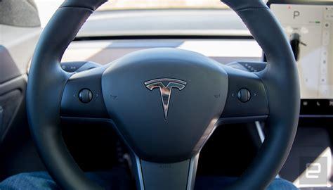 tesla model 3 quality problems tesla puts model 3 autopilot controls on the steering wheel
