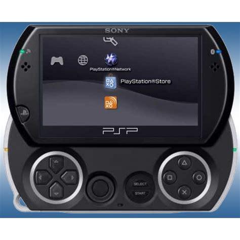 psp go console console psp go neuve modifi 233 e par flashage